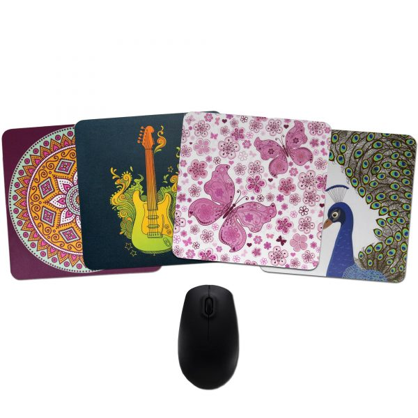 Admirable Ace Mousepad Collection By Heartzy
