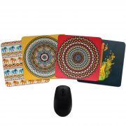 Serene Sensation Mousepad Collection By Heartzy