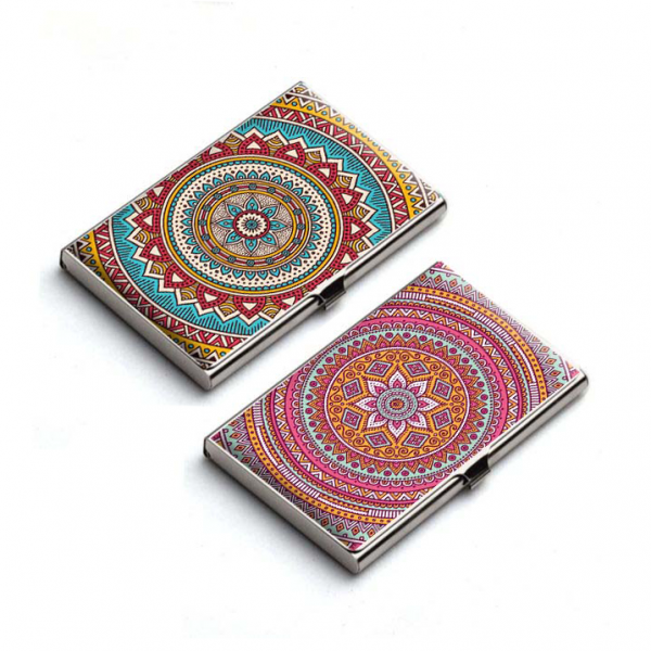 Majestic Mandala Card Holder Combo