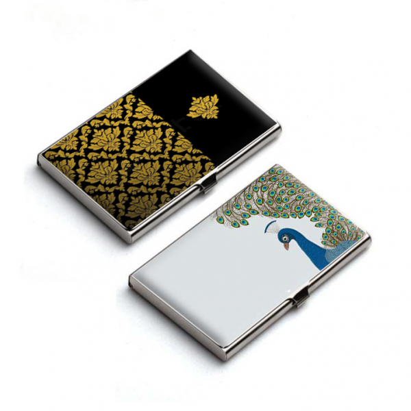 Royal Design Card Holder Combo