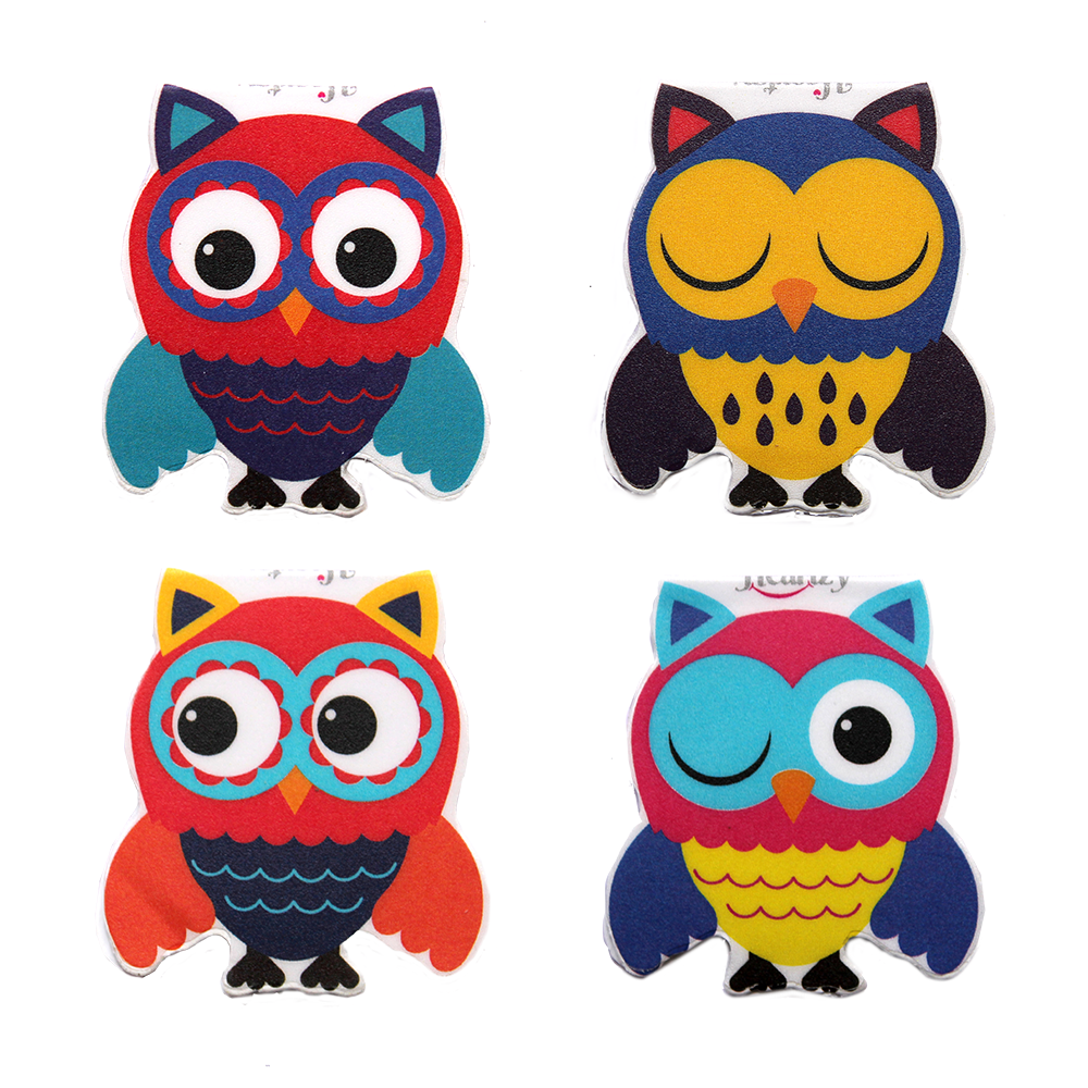 Magnetic Bookmarks Owl Magnetic Bookmarks