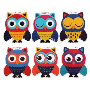 Owl Magnetic Bookmarks Owl gifts for her
